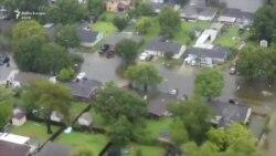 SHBA: Banorët evakuohen nga zonat e përmbytura