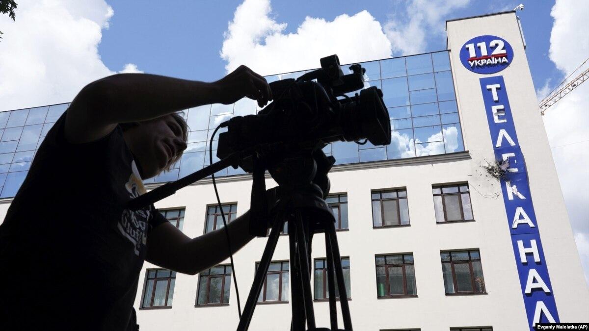 СНБО решила не вводить санкции против телеканалов NewsOne и «112 Украина»