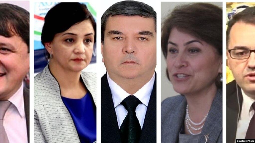 В Таджикистане сформировано новое правительство: кто ушел и кто пришел