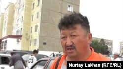 Жанарбек Бекбаев, житель Аягозского района.
