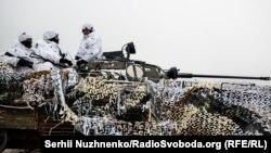 Жоден український військовий минулої доби не постраждав