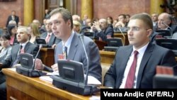 Aleksandar Vučić, budući potpredsednik Vlade i ministar odbrane