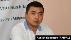 Арзыбек Умаралиев.