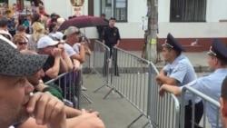 Торговцы с рынка в Симферополе: «Это беззаконие!» (видео)