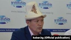 Бекназар Айталиев.