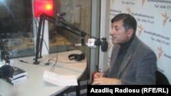 Azerbaýjanyň Nebit öwrenmeleri boýunça merkeziniň başlygy Ilham Şaban