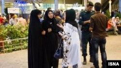 Іран: перевірка «правильності одягу» (архівне фото)