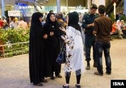 İranda hicab yoxlaması