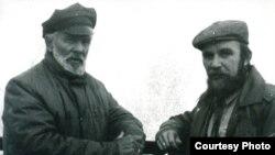 Вацлав Дворжецкий и Сергей Денисенко