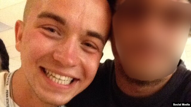 "Ukrainian student Artur Samarin posed as a highschool student, using the name ""Asher Potts."""
