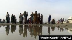 Сокинони деҳаи Сафар Гадоӣ