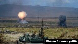 У Росії проводять чергову перевірку військ