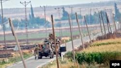 Турецкие военнослужащие. Иллюстративное фото.