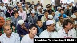 Молебен в Киеве, иллюстрационное фото