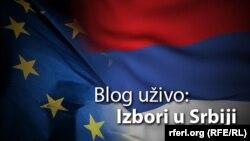 Сербия: предвыборный плакат