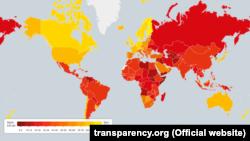 Транспаренси Интернешнл, 2015