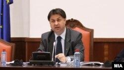 Собраниска комисија за финансирање и буџет. Марјанчо Николов од СДСМ.