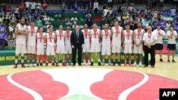 ایران که تا قبل از فینال، مقابل تیمهای هند، سوریه، اردن، لبنان و کره جنوبی به پیروزی رسیده بود، در آخرین بازی از جام آسیا با نتیجه ٧٩ بر ۵۶ مقابل استرالیا تن به شکست داد و نایب قهرمان شد