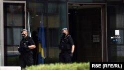 Policija pretresa nekoliko lokacija u Sarajevu. Arhivska fotografija
