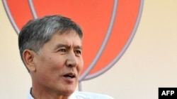 "Kyrgyz opposition leader Almazbek Atambaev: ""We won. It is another matter that they stole the votes, but I think that the people will be able to defend their right to vote. We just won't recognize anymore that there is a legitimate president -- not for on"