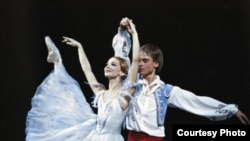 Сцена из балета «Ундина»