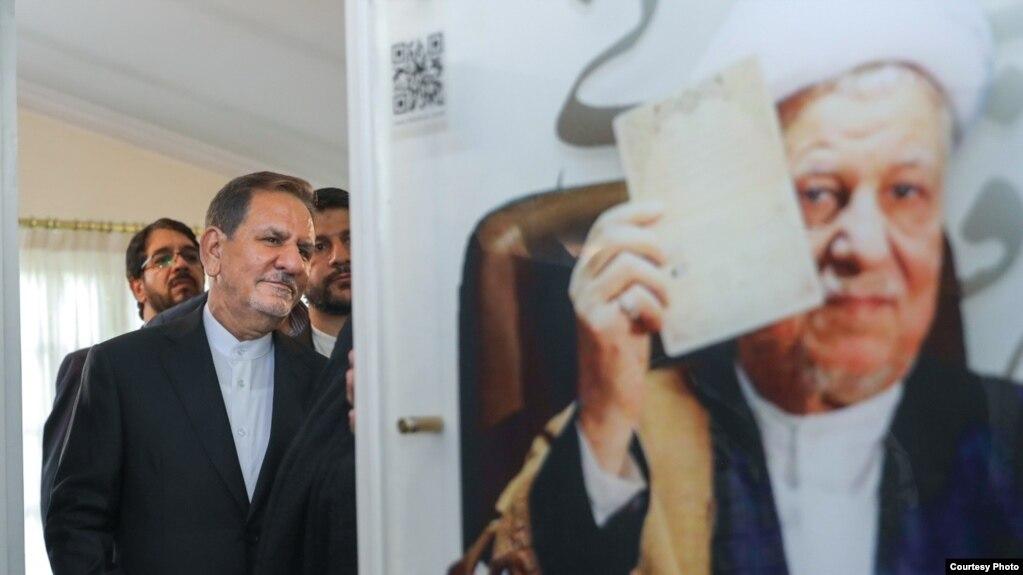 معاون اول روحانی: فیلم کامل جلسه مربوط به هاشمی رفسنجانی را منتشر کنید