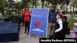 Bakıda Kitab Bayramı - 2015