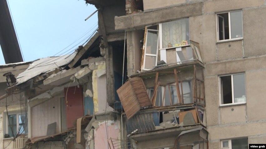 Пострадавший при обрушении дома в Магнитогорске вышел из комы, у него погибли трое детей
