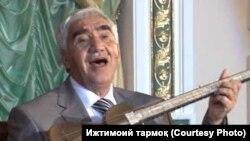 Ўзбекистон ва Туркманистон халқ артисти Бобомурод Ҳамдамов.