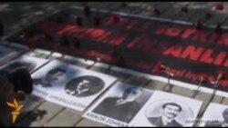 Բողոքի ակցիա Ստամբուլում