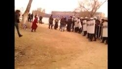 Столкновение у тюрьмы в Актобе