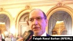 السفير العراقي لدى الأردن جواد هادي عباس متحدثا لإذاعة العراق الحر