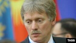 Дмитрий Песков, пресс-секретарь Кремля.