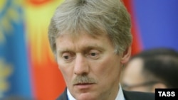 Dmitry Peskov (file photo)