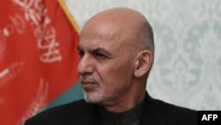 Ашраф Гани, президент Афганистана.