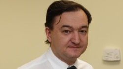 Sergei Magnitsky died after a year of pretrial custody in 2009.