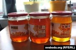«Добрыя пчолы» — брэнд мёду Пятра Попчанкі