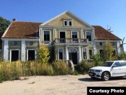 В этом доме скончался Барклай-де-Толли