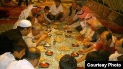 Alleppodaky etniki türkmenler