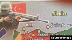 Турецкая листовка против исламских экстремистов