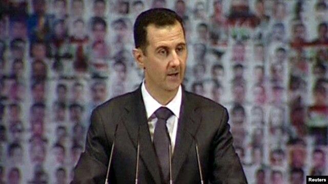 Bašar al Asad u javnom obraćanju, 6. januar 2013.