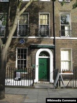 Charles Dickens muzeyi, London