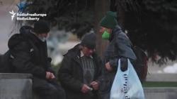 No Money, No Food: COVID-19 Hits Post-Soviet Poor