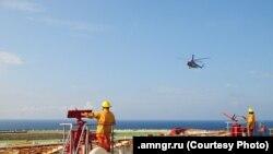 """Буровая установка """"Мурманская"""""""