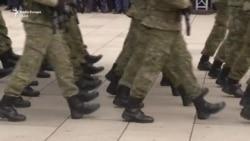Rruga e gjatë për ta bërë ushtrinë