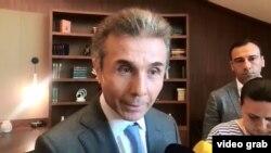 """Лидер """"Грузинской мечты"""" Бидзина Иванишвили, по мнению многих в Грузии, ведет с Кремлем политическую игру"""