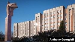 Sediul Sovietului suprem de la Tiraspol