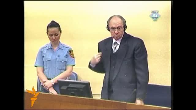 Tolimiru doživotna kazna zatvora za genocid
