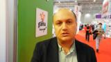 Istoricul Alexandru Murad Mironov, Târgul de carte gaudeamu, București, 22 noiembrie 2019