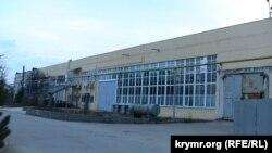 Здания, расположенные на территории севастопольского завода «Маяк», которые планируется «национализировать»